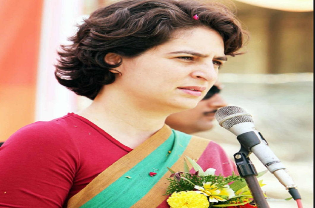 Priyanka Vadra can contest Lok Sabha polls from Rae Bareli