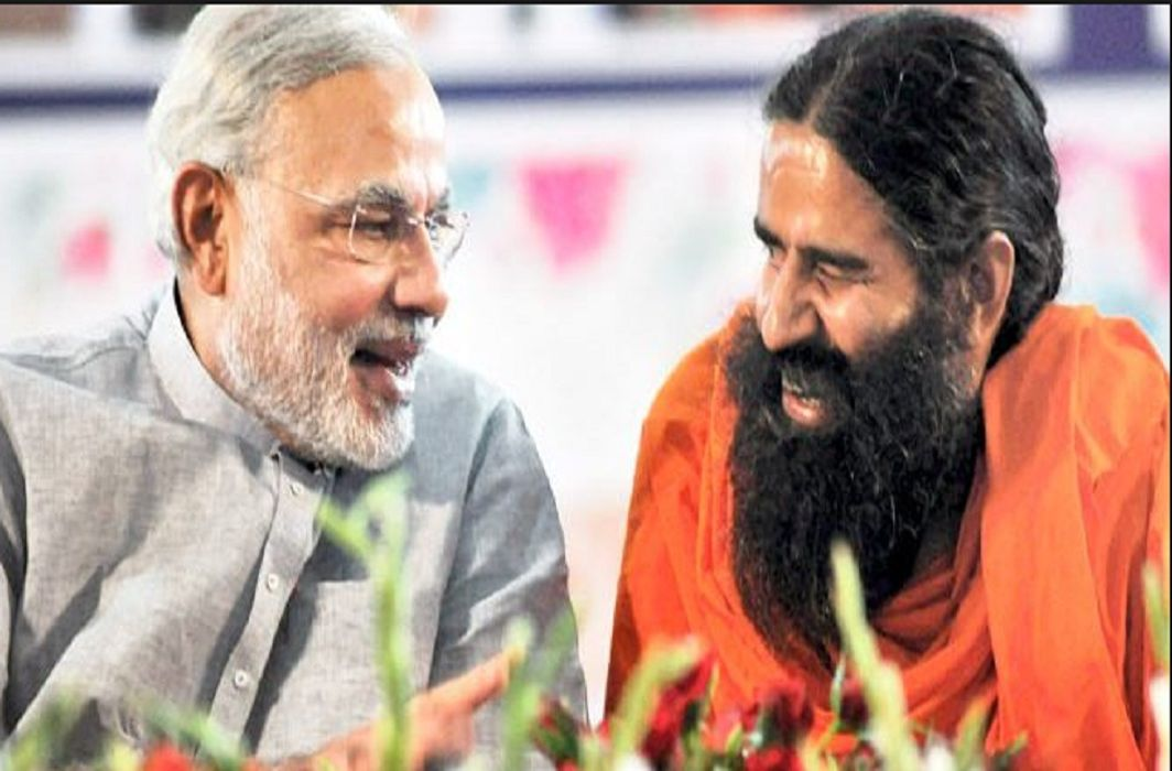 Ramdev has impressed from Modi: Nobody found any honor in foreign like modi