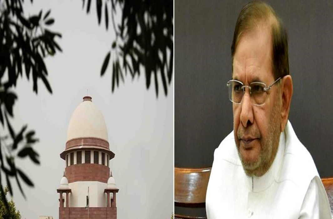 70/5000 sharad yaadav ko bangale mein rahane kee milee ijaajat lekin nahin milenge vetan bhatte Sharad Yadav gets permission to stay in bungalow but wages will not be available