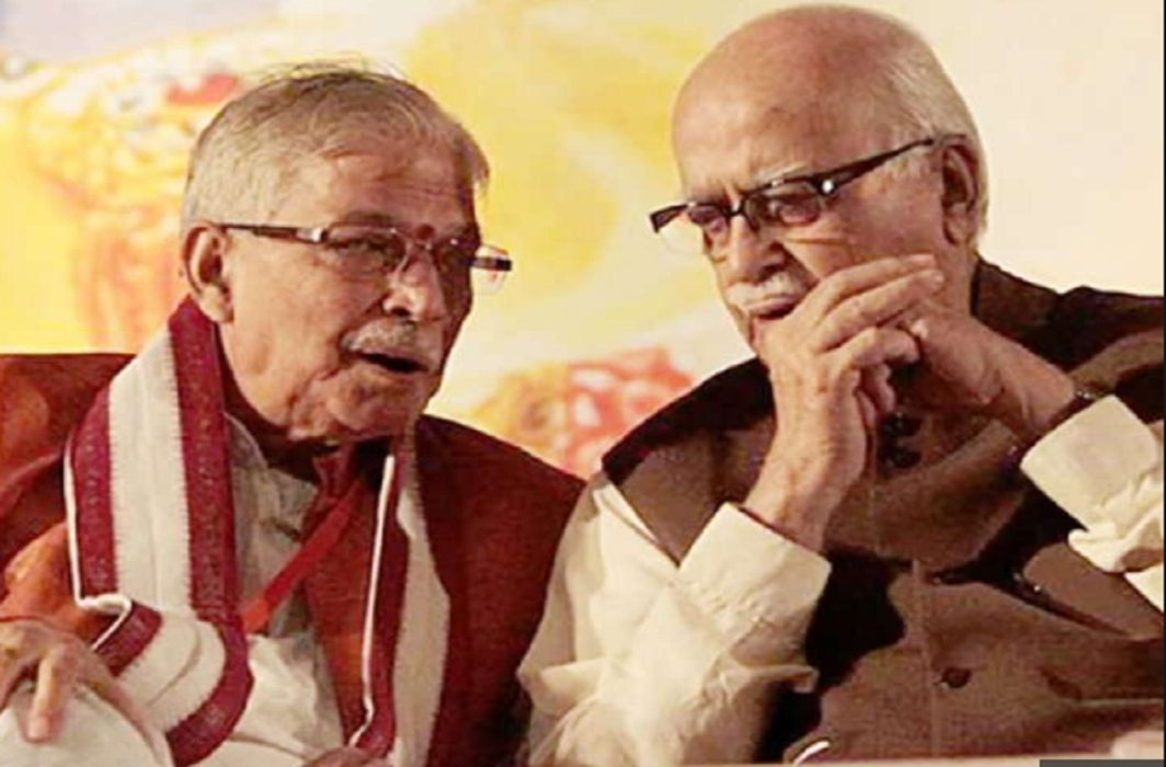 Shah's indication,Good days for senior leaders like Advani, Joshi will come in 2019
