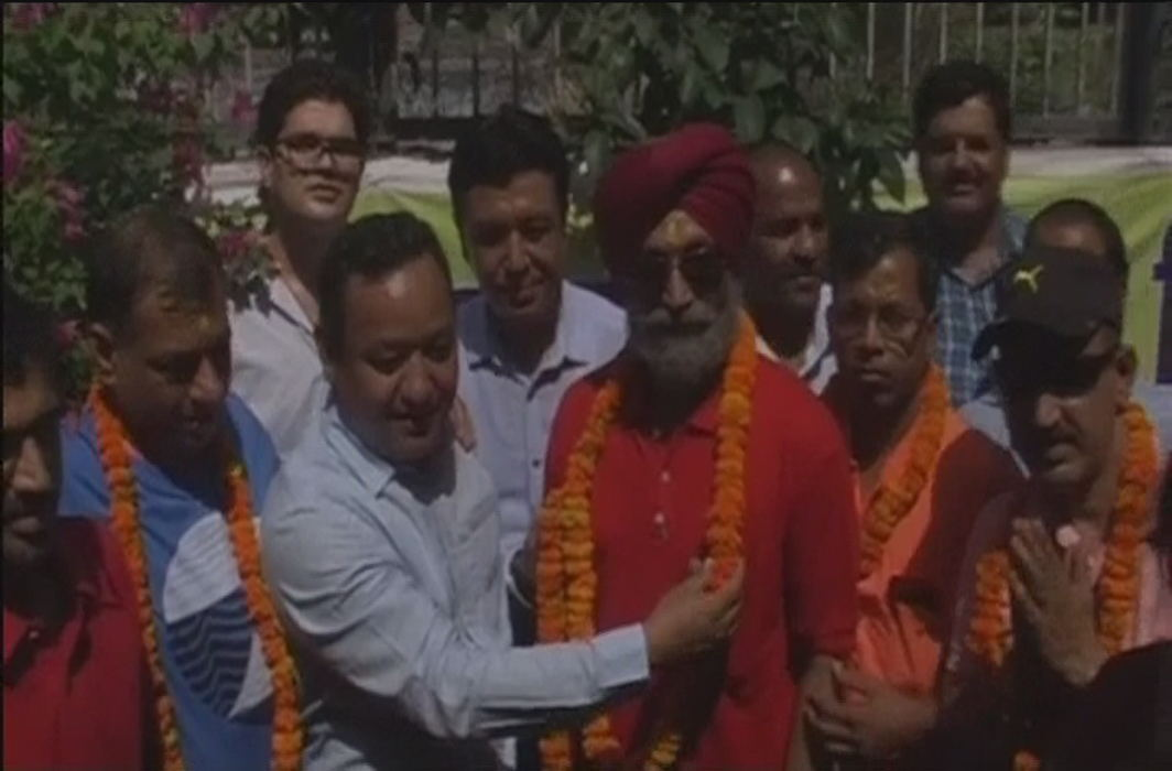 Kailash Mansarovar started, 59 devotees welcome