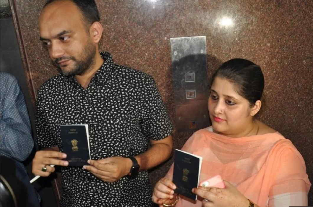 Tanvi Seth's passport may be seized, issued notice