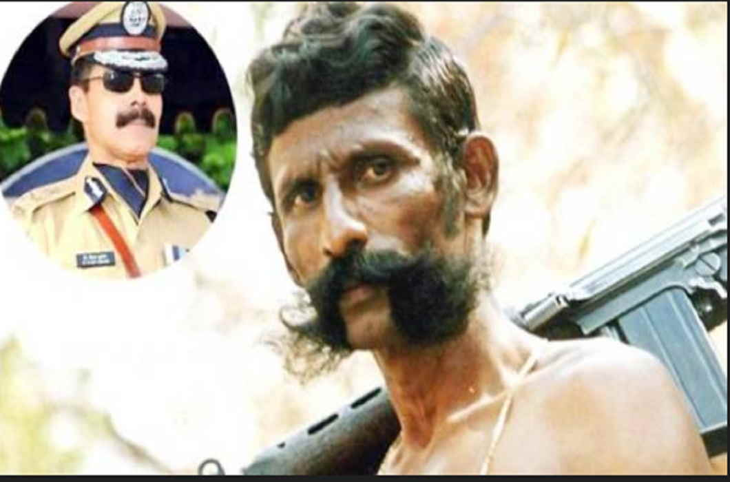 This IPS did the Veerappan encounter, become a Governor of Jammu & Kashmir Advisor