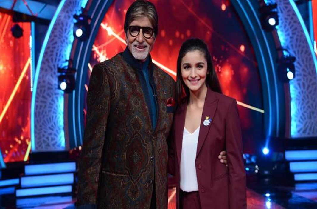 'Brahmastra' shooting starts, Alia's dream to work with Amitabh is complete