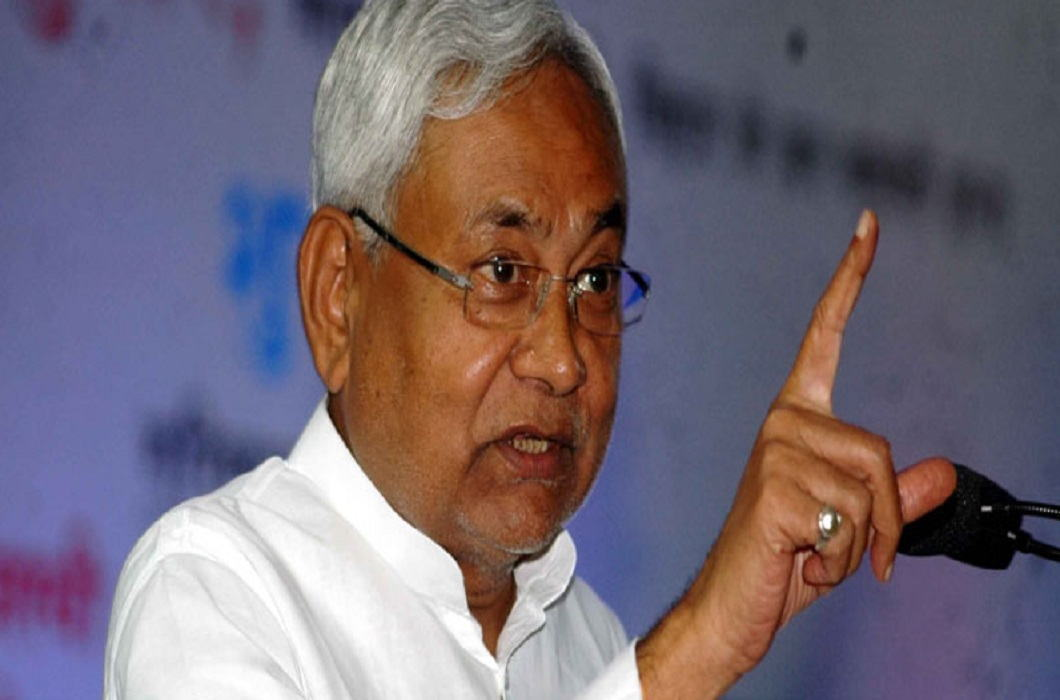 Nitish kumar made clear, no intention of banning tobacco