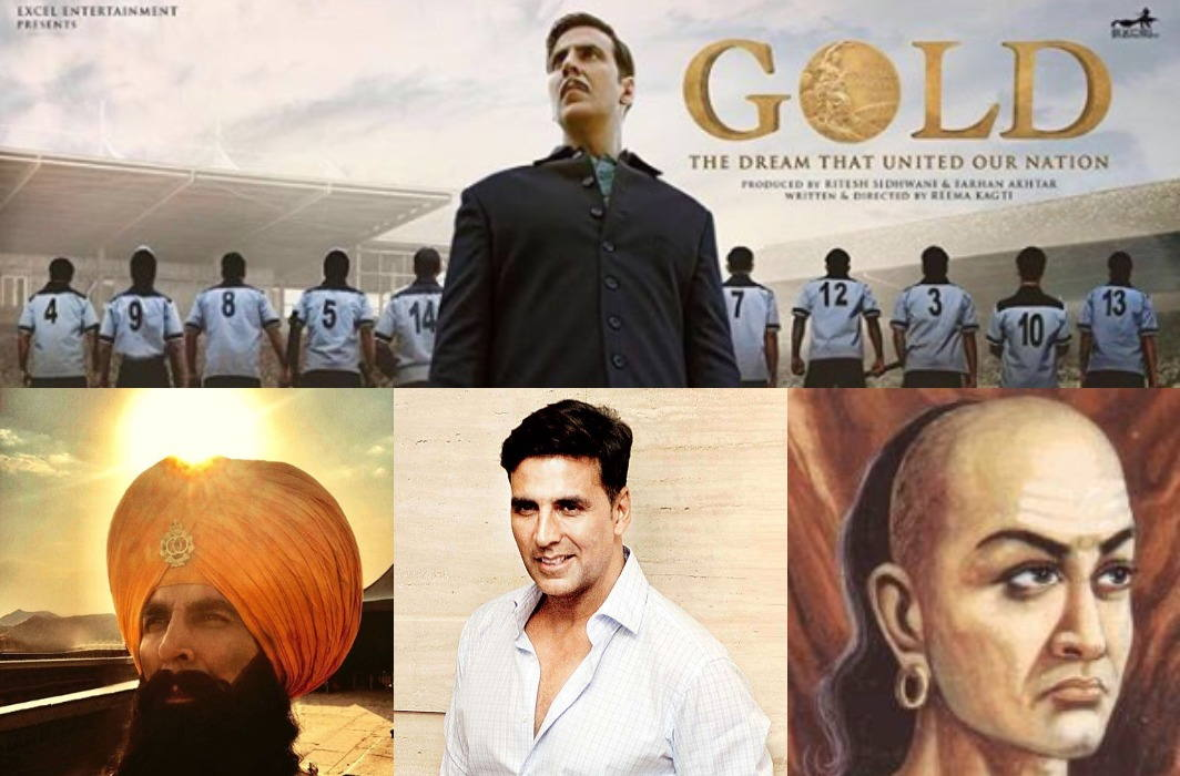 Akshay Kumar will adopt the Chanakya policy of Dr. Chandra Prakash Dwivedi