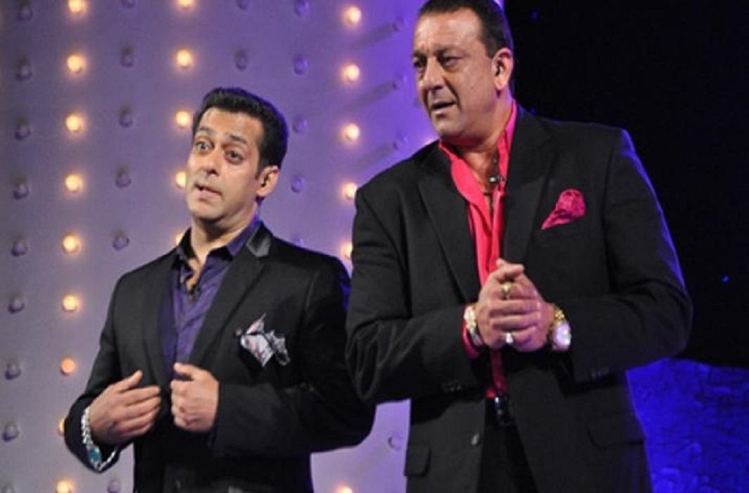 Sanjay Dutt should have played himself in biopic: Salman