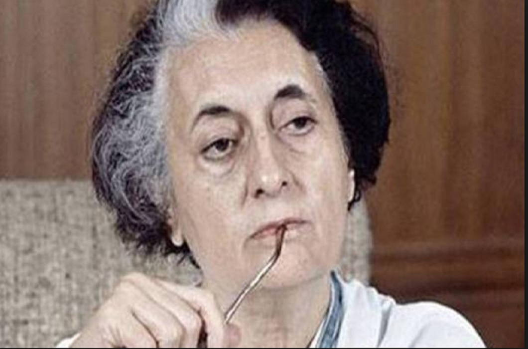think-tank connected to BJP wants to probe of Indira Gandhi's this decision
