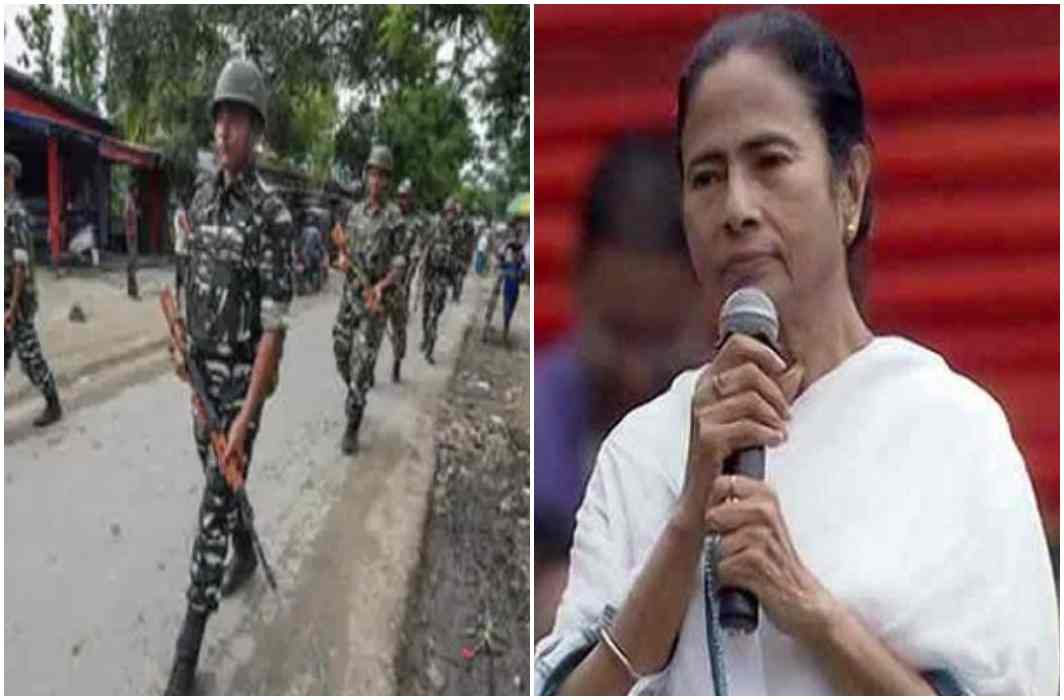 40 lakh people has illegal citizens in Assam by new Citizen Register, Mamata Banerjee protested