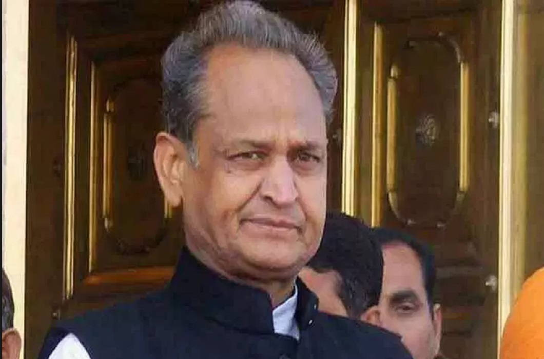 Ashok Gehlot told himself that the face of CM post in Rajasthan