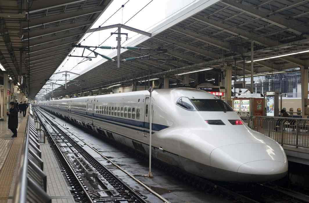 'Bullet train' is running in paper in Uttar Pradesh