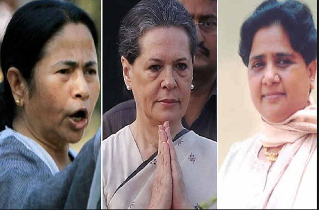Congress can make PM Candidate to Mayawati or Mamta too PM for stop Modi's victory