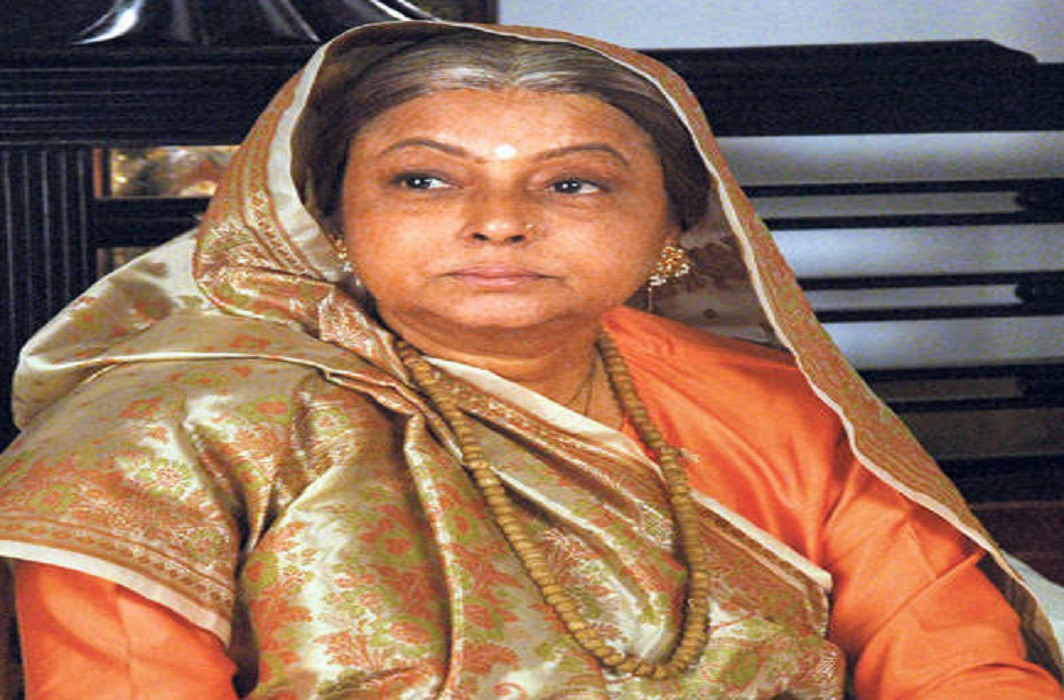 Famous Actress Rita Bhaduri passes away