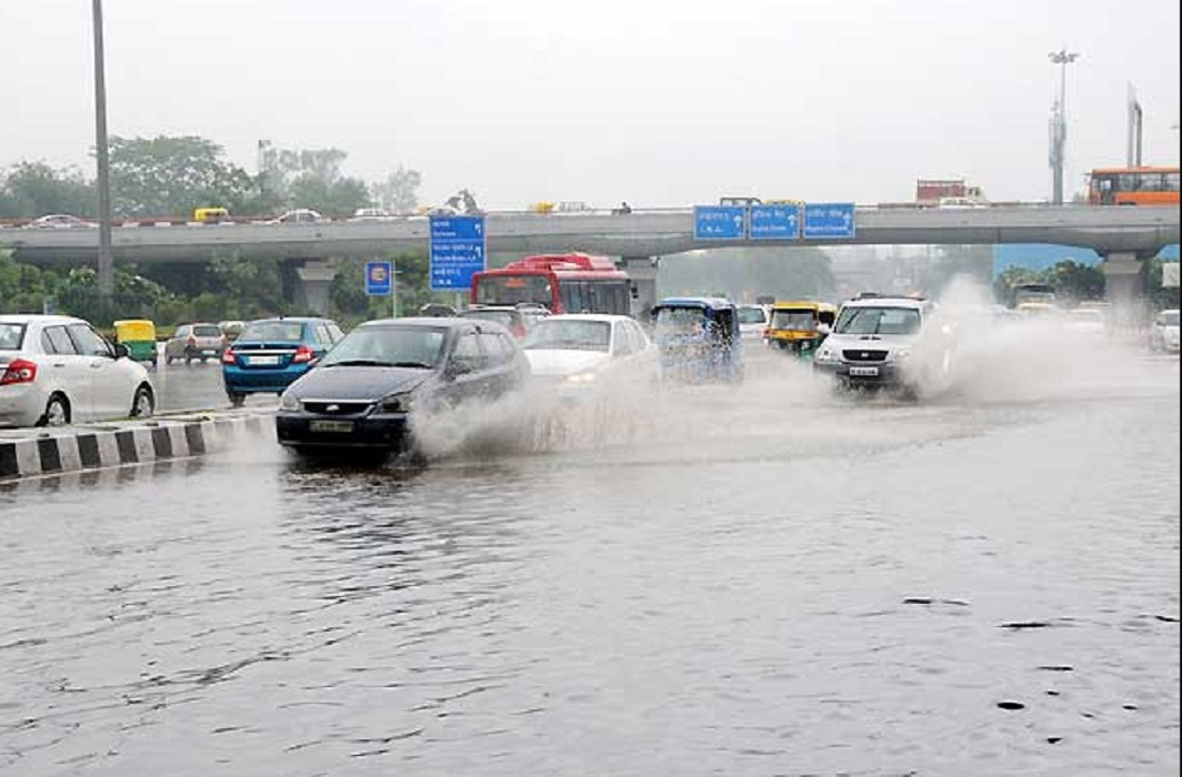 Flood-in-Delhi