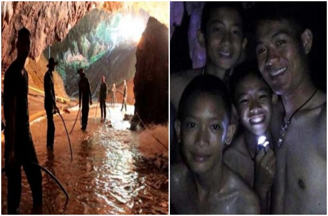 Four children were evacuated from Thailand's cave, now Alan Musk's submarine is ready