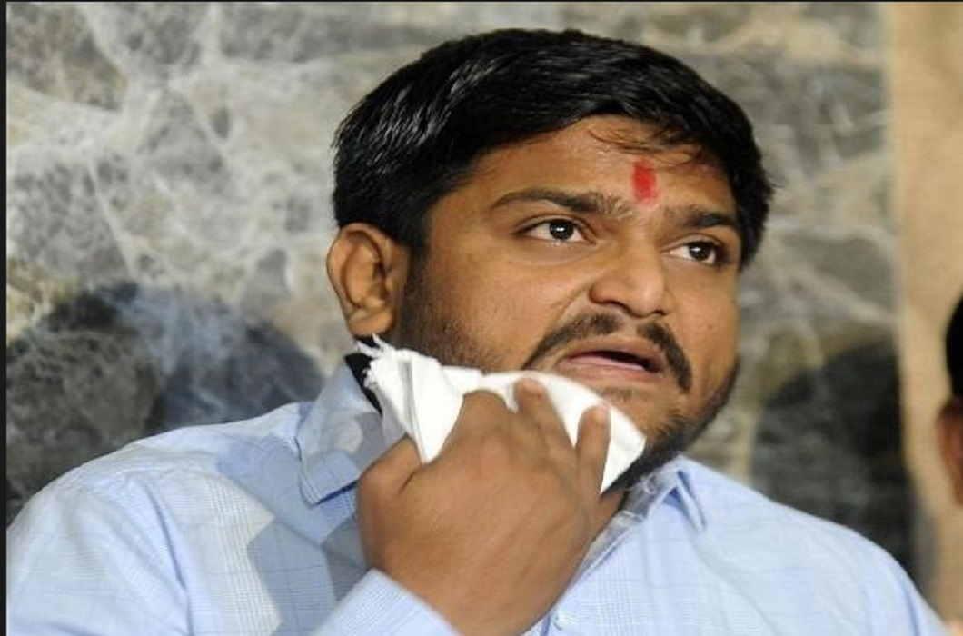 Hardik Patel's big blow, MLA's office sentenced to 2 years in subversive case