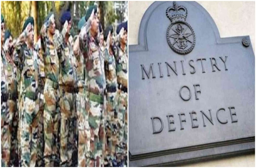 In the idea of ending all the encampments, the Indian Army, the proposal sent to the Ministry
