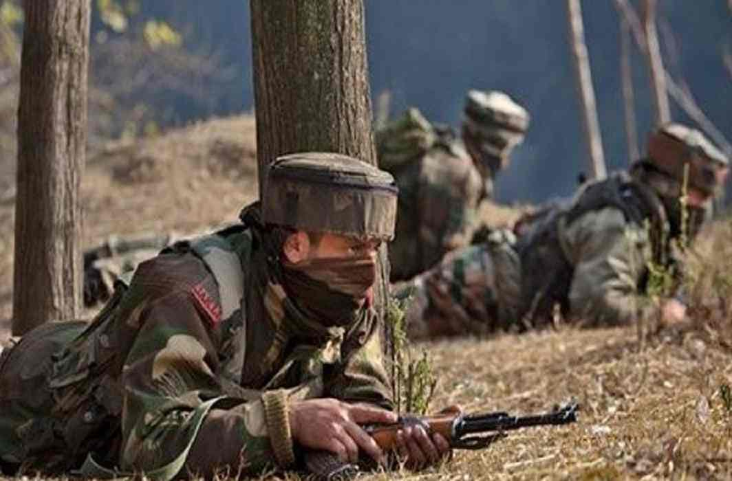 Indian soldiers took revenge for killing Constable Salim, 3 terrorists killed