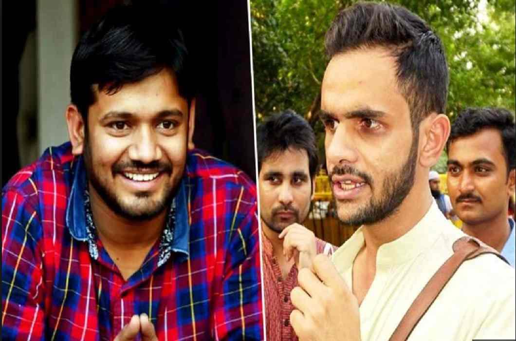 JNU: Big blow to Kanhaiya and Omar Khalid, PhD Suspended