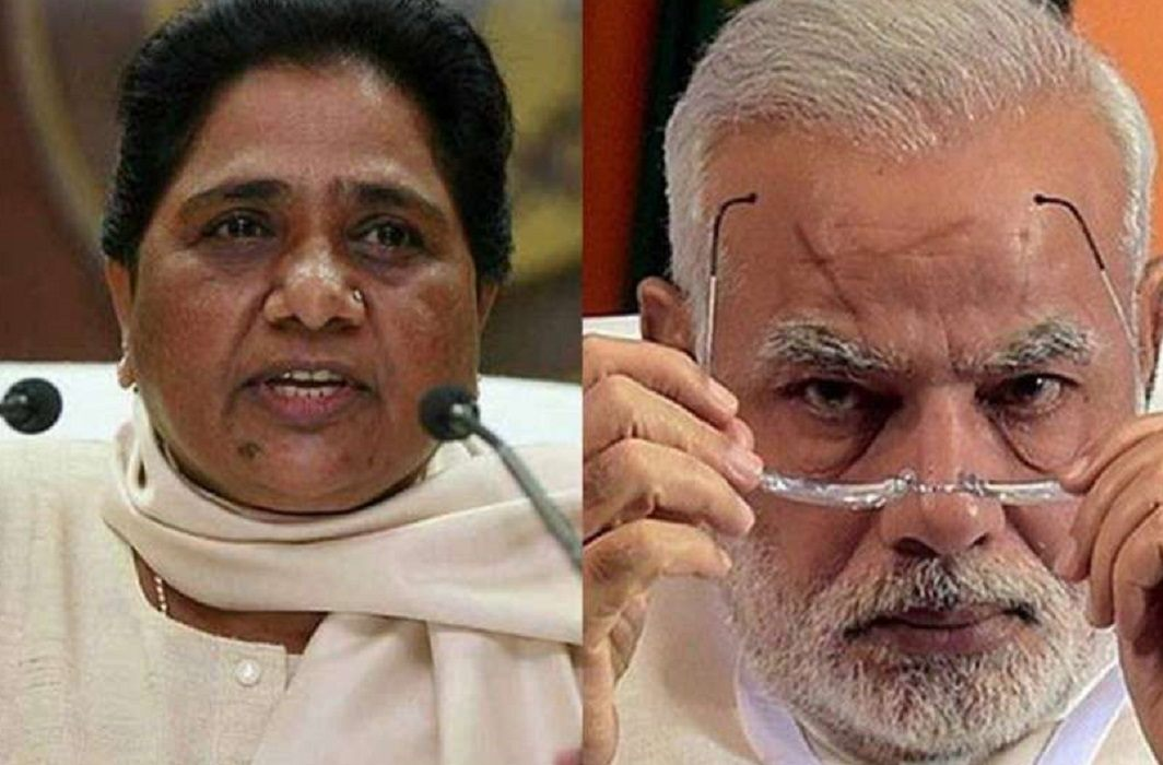 Modi government to respond to increase in wealth of Indians in Swiss bank: Mayawati