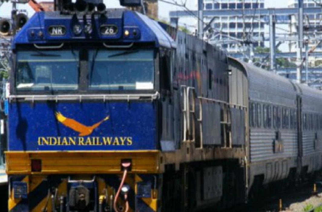 Railway increased the journey time of trains to avoid delay time