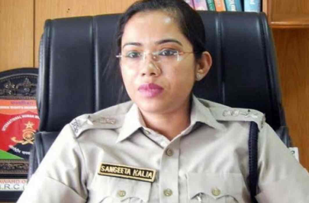 IPS Sangeeta Kalia