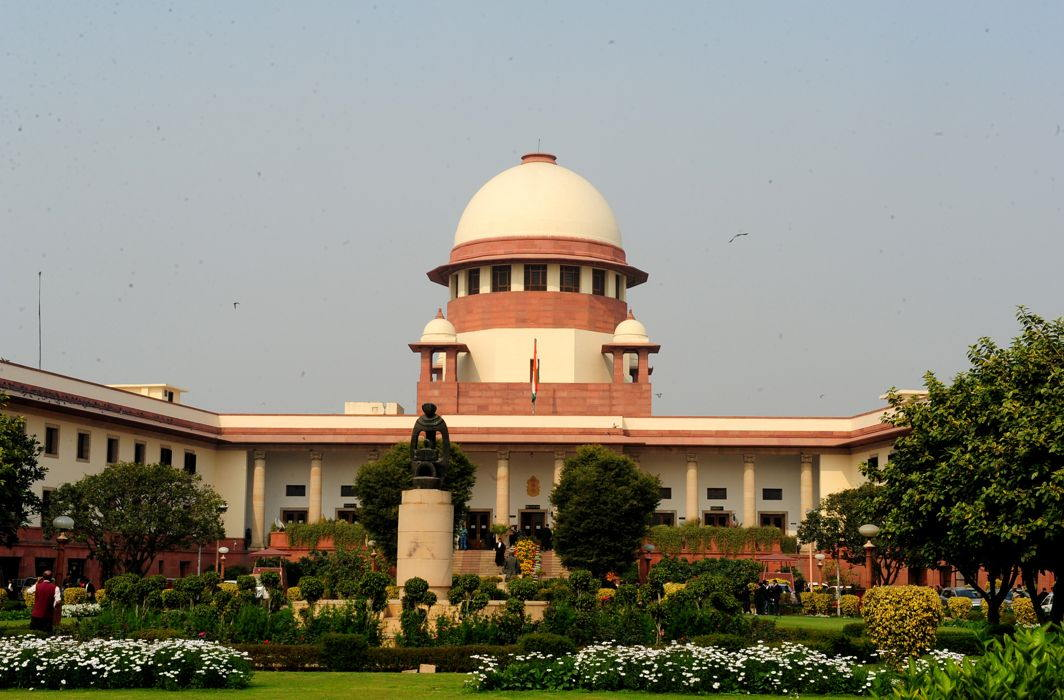Supreme court decides to keep safe On 'homosexuality'