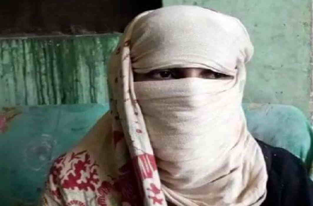 burned alive to the woman after gangrape in sambhal