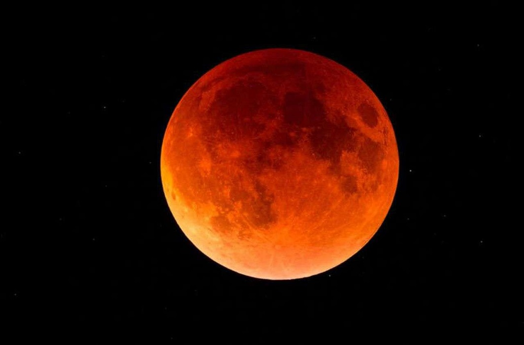 Amazing, unique, unforgettable ... the 21st century's longest lunar eclipse today