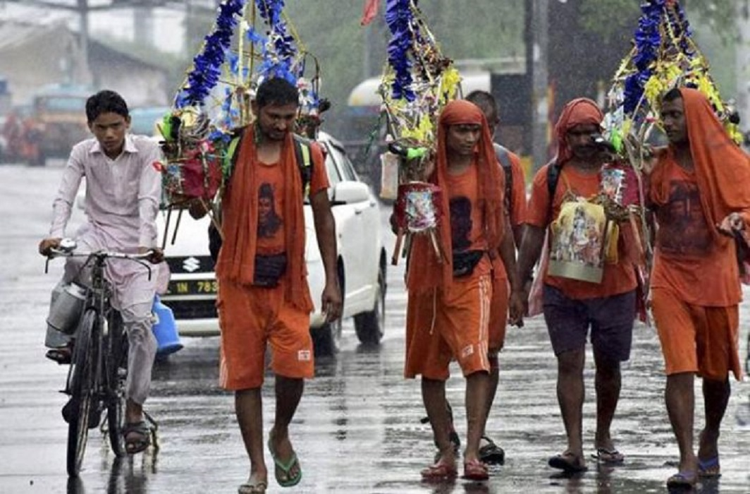 15 muslims on kanwar yatra
