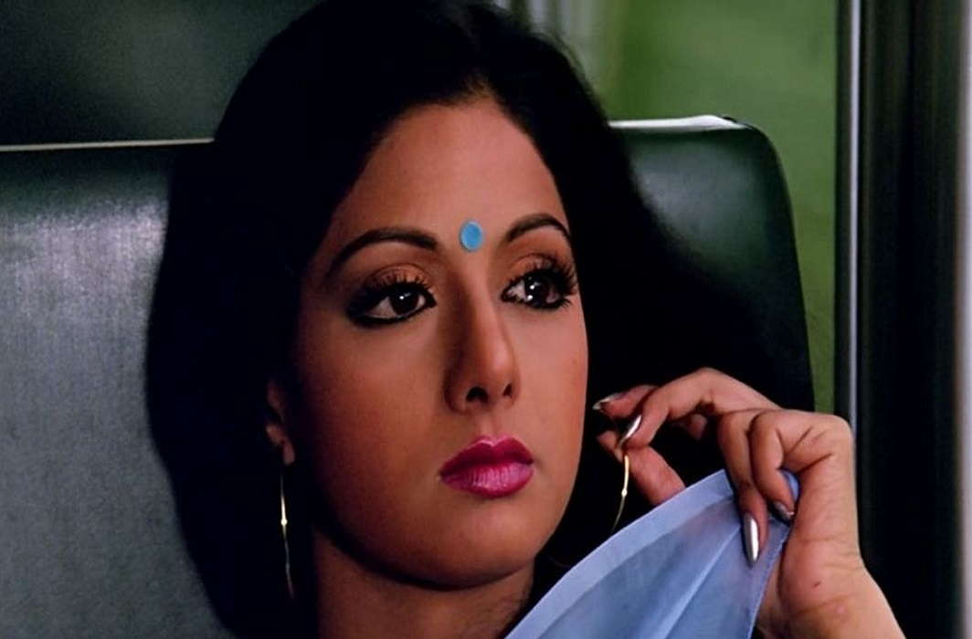 Sridevi made crazy from his acting