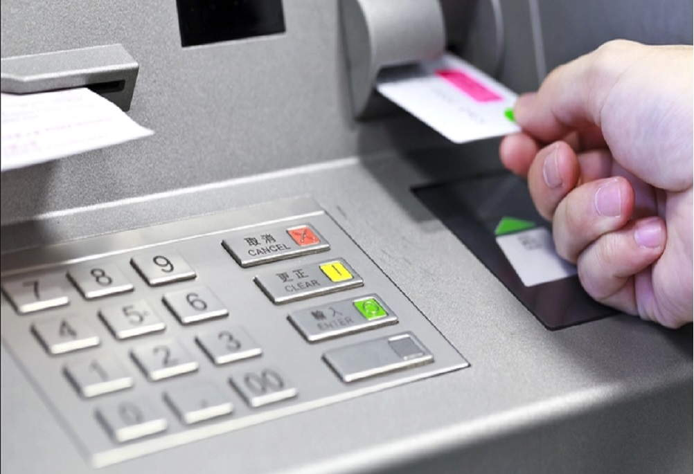 Time to change cash filling in ATMs in cities and villages