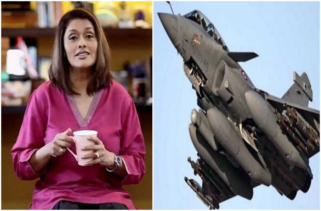 Actress Pallavi Joshi explained how the Raphael deal is worth the deal, video viral