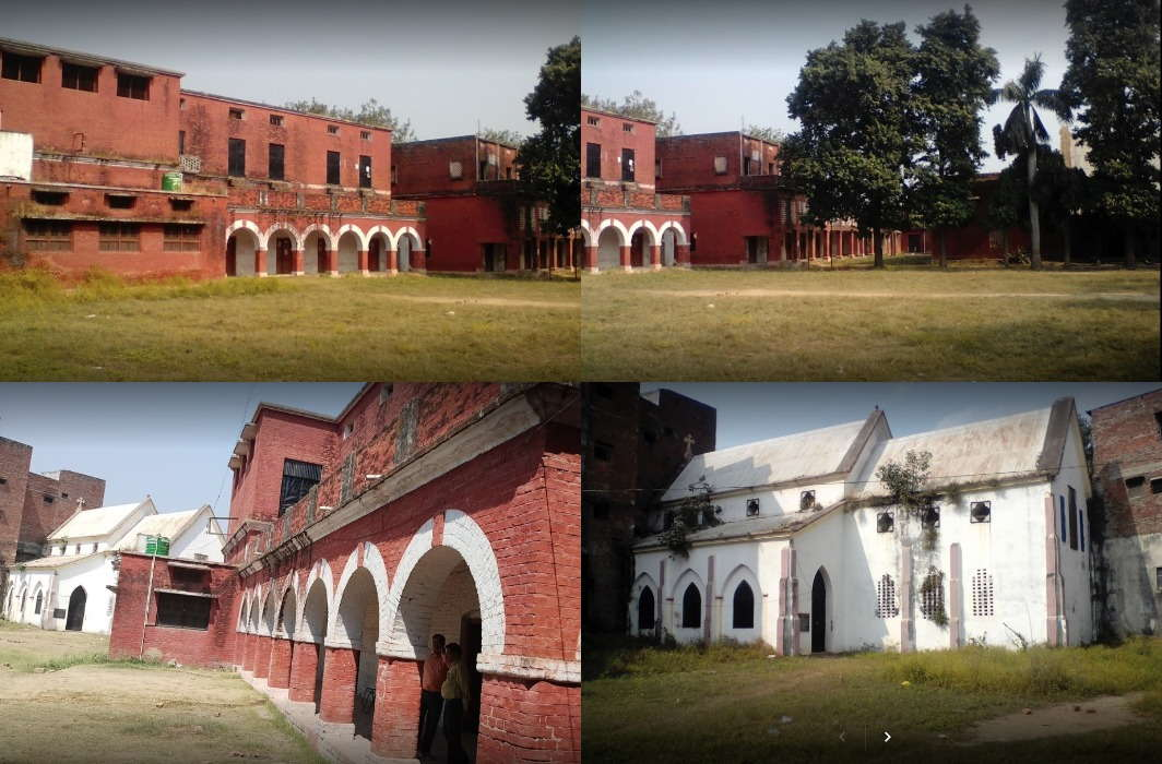 Azamgarh: Fort of education Is collapsing, Wesley Inter College