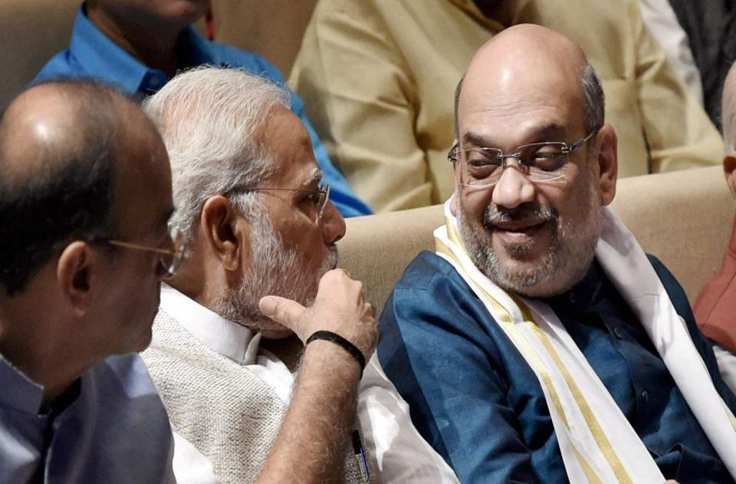 BJP start preparation for the 2019 elections,Will be heavy on the opposition?