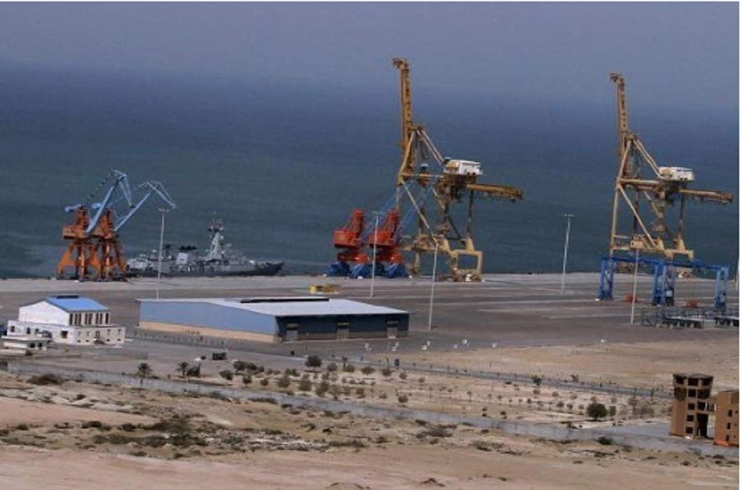China will make city In Gwadar of Pakistan and 5 million people will live there