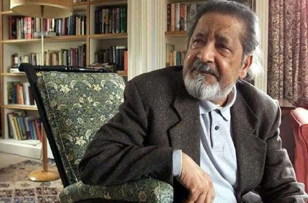 Eminent writer Of Indian origin VS Naipaul dies