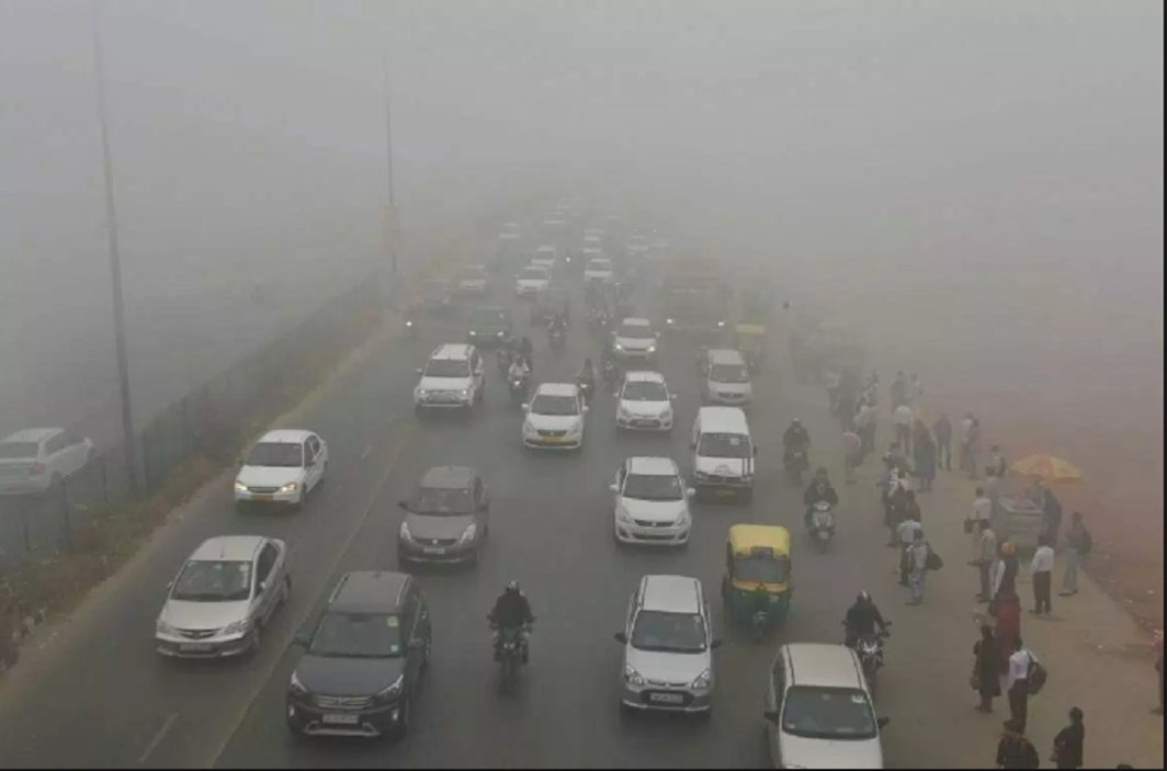 Gurgaon is on top of polluted cities list, Delhi-NCR air too bad