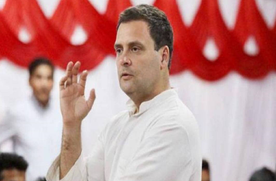 In response to a question, Rahul Gandhi said that he had already married