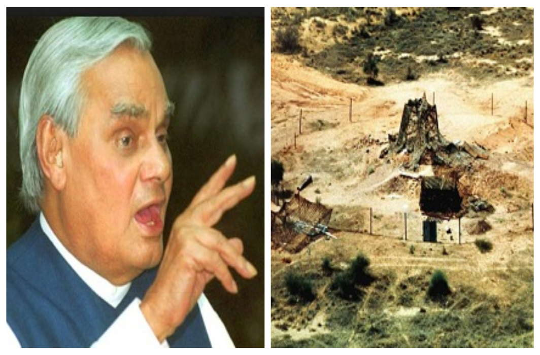 India become nuclear power Due to Atal intentions