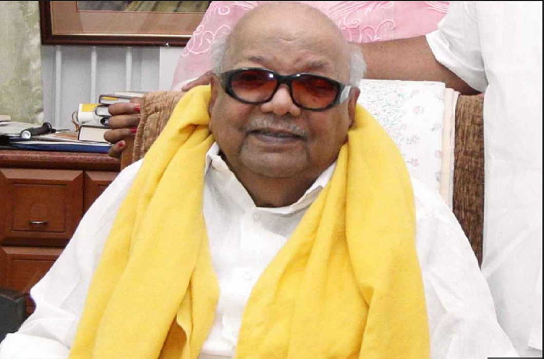Occupation fight begins After Karunanidhi's death in dmk