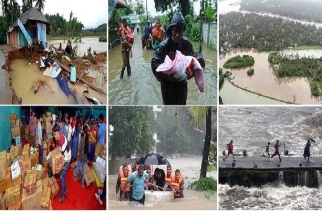 Kerala floods: India not accepted UAE's 700 million aid
