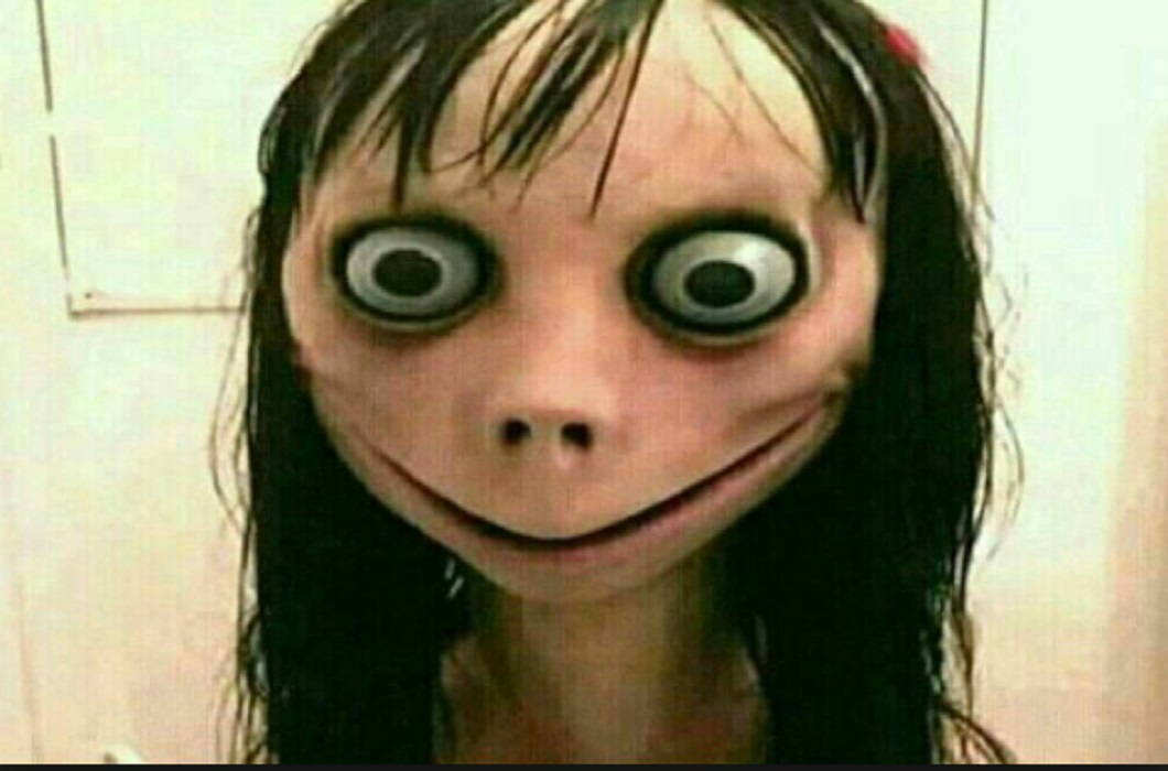 Momo Chalenge After the blue whale, Keep eyes on children