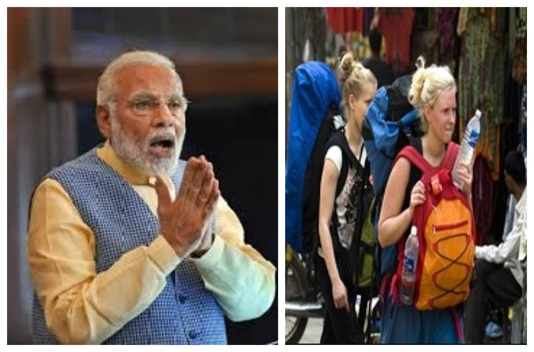 Modi Government has failed to make all efforts to attract foreign tourists