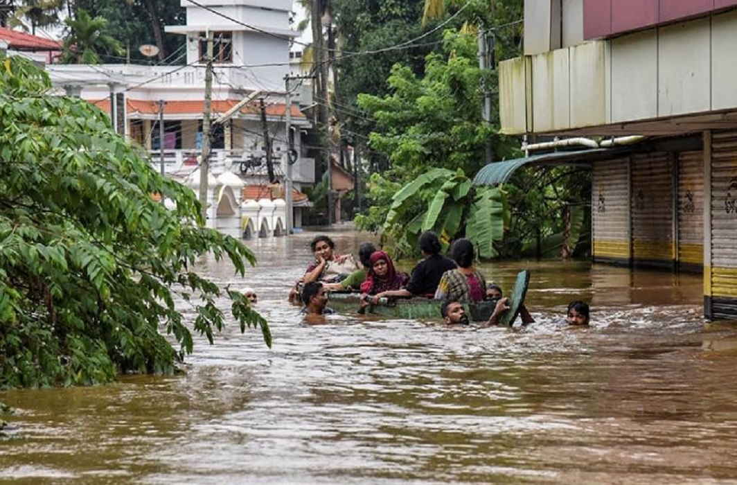 Modi government made it clear that it will not take foreign donations for Kerala floods