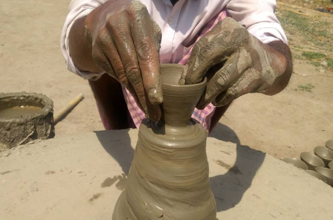 New hope of life in potters from Restriction on the polyethylene of CM Yogi