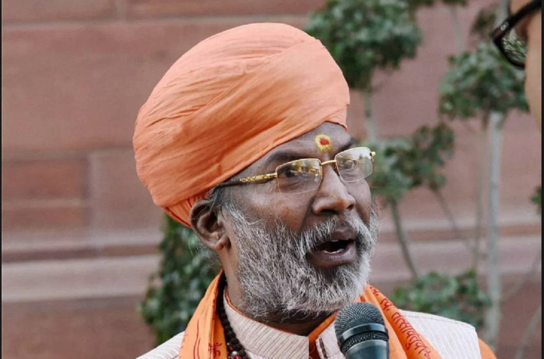 Sakshi Maharaj's big statement, the Lok Sabha is large and not the Supreme Court