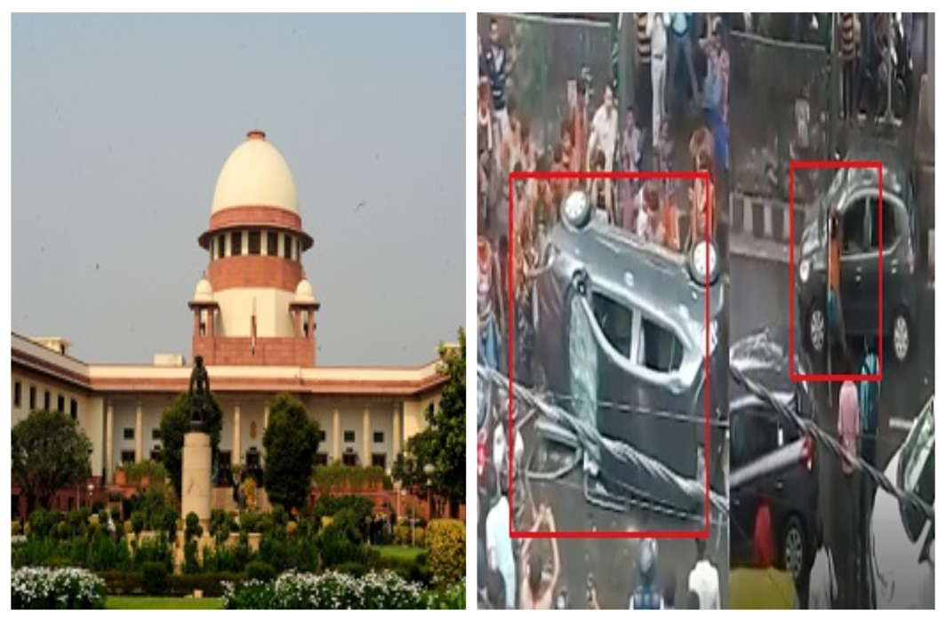 Supreme court said police will strictly treat with Demolisher kanwariya