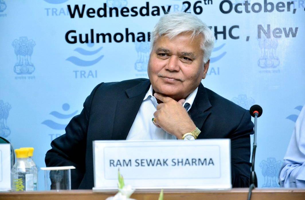 TRAI will remain the chief till 2020 Ram Sevak Sharma