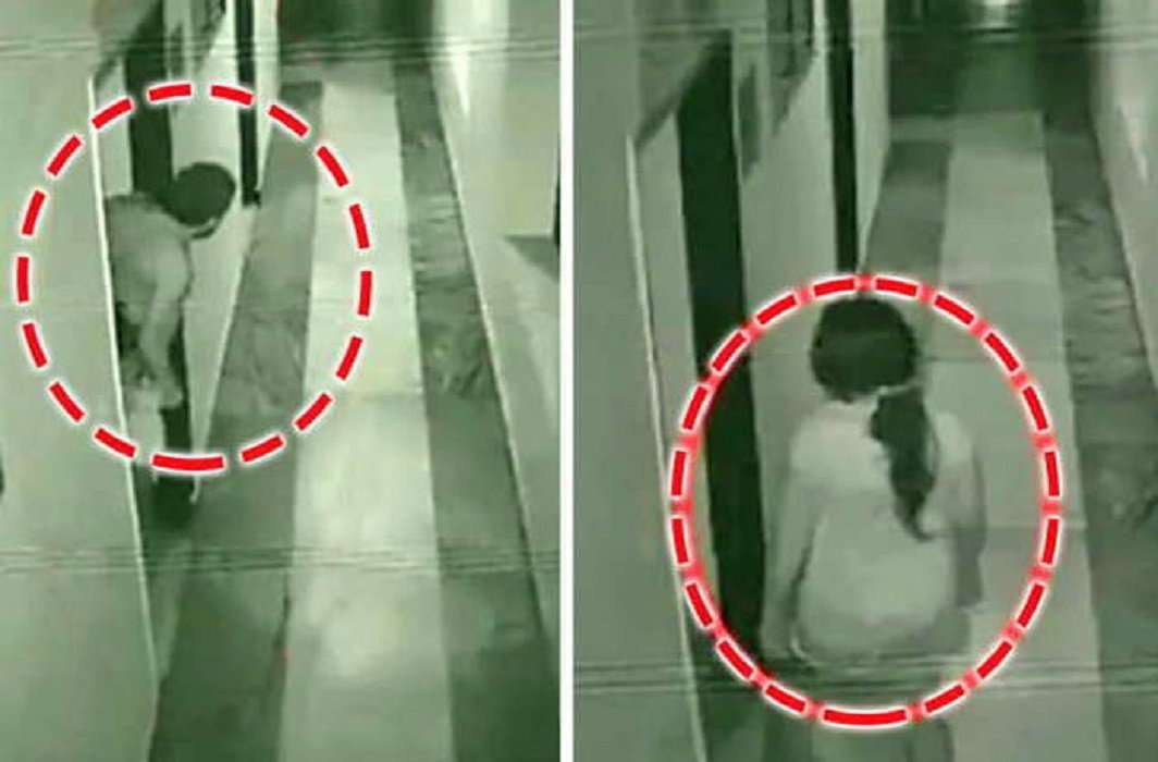The missing girl reached the police station after meeting Jain Muni Upadhyaya Nayan Sagar Maharaj